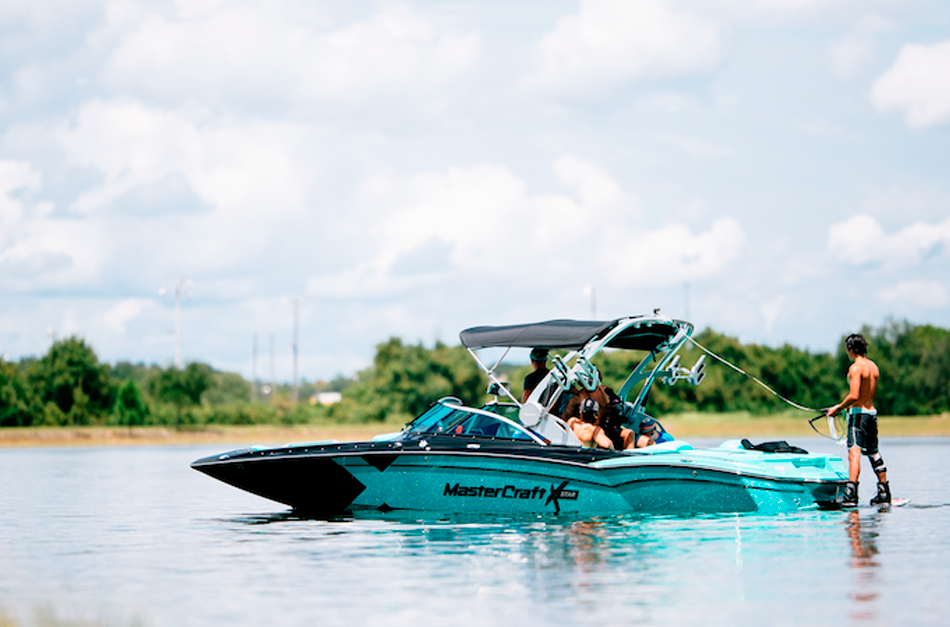 Quality Pre-Owned MasterCraft Boats